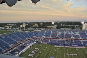 GEO Group FAU Football Stadium. Photo by Melissa Landolfa.