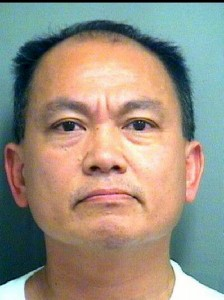 Former FAU police officer Jimmy Ho in 2011. Photo courtesy of the Palm Beach Sheriff's Office.