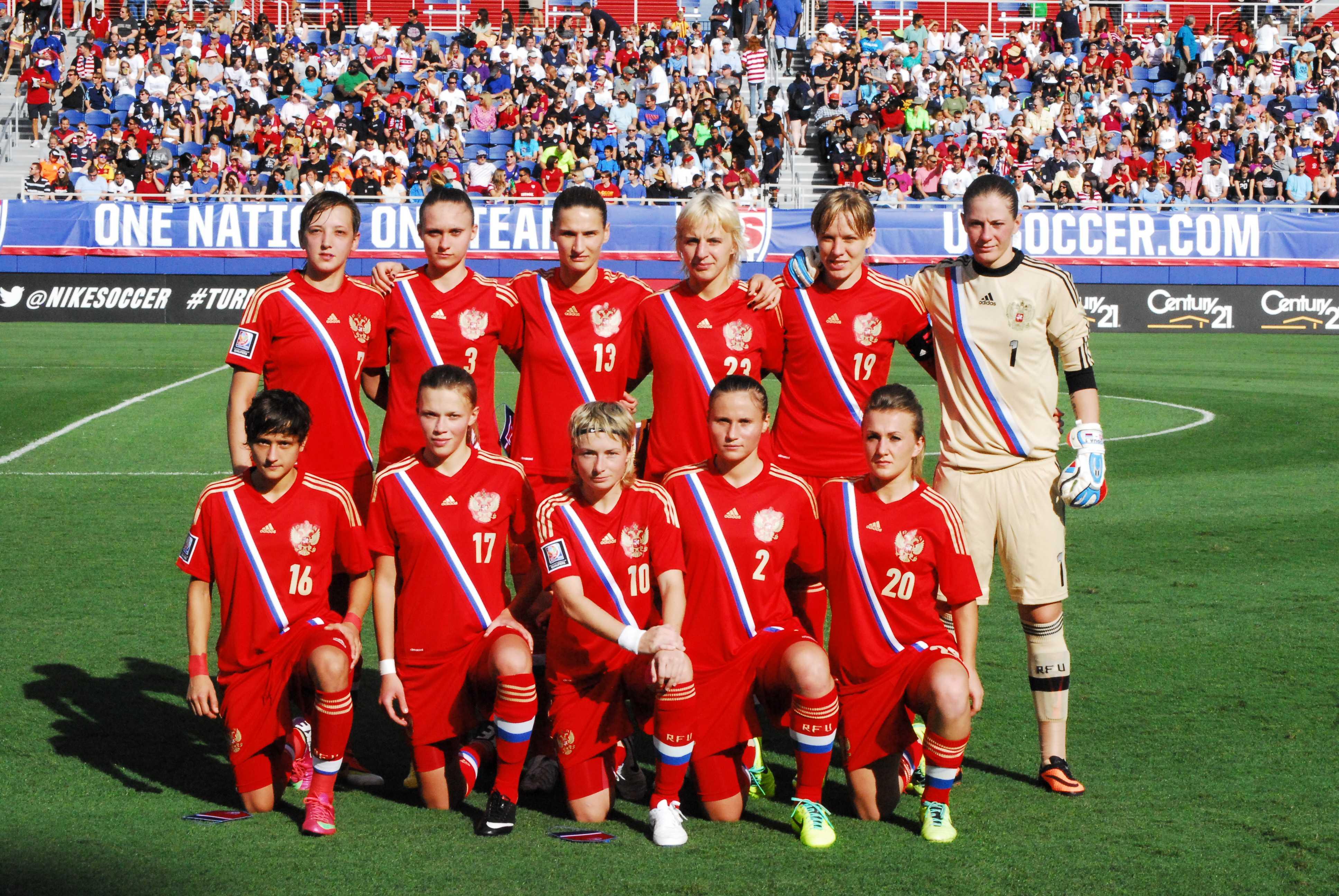russian women in usa