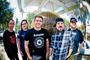 Punk-ska band Less Than Jake will be headlining at the sixth annual bonfire on Aug. 29, 2013. Photo courtesy of Mike Burdman.