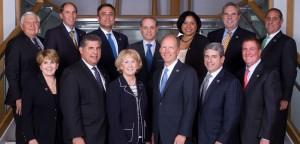 FAU Board of Trustees group photo