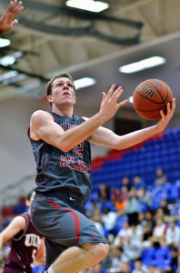 Guard Jackson Trapp finished last season with 145 points. Photo by Ryan Murphy.
