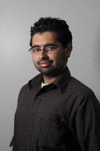 UP Web Editor Christopher Massana. Photo by Ryan Murphy.