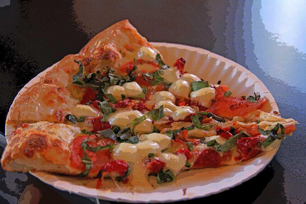Cannoli Kitchen Pizza Menu