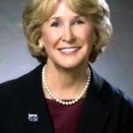 Former FAU President Mary Jane Saunders. Photo courtesy of FAU.