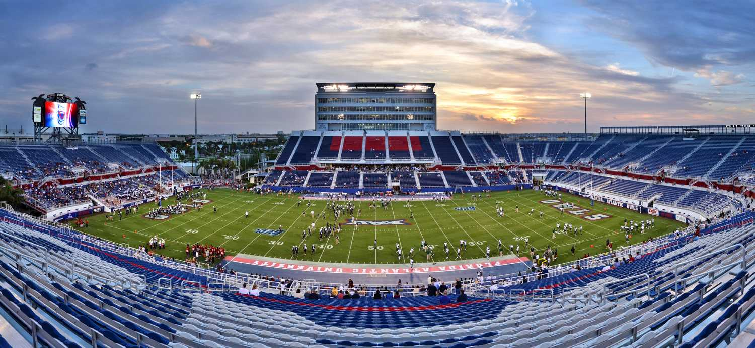 FAU's football stadium gets a new name from a prison ...